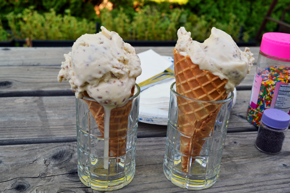 Buttermilk Grape-Nuts Ice Cream Recipe | Seed to Pantry