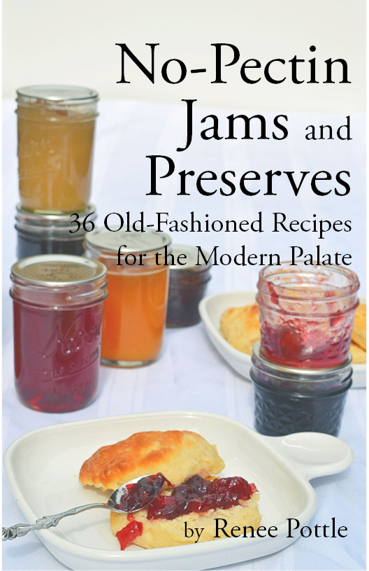 No pectin jams and preserves seed to pantry for Peach preserves no pectin