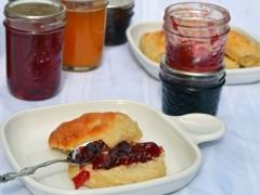Cranberry Christmas Jam