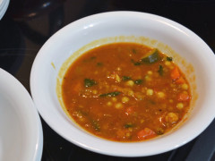 Moroccan Chick Pea Soup Recipe