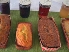 Orange-Raspberry Quick Bread Recipe